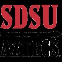 San Diego State Aztecs Wordmark Logo Sports Logo History Word Mark Logo San Diego State University University Logo