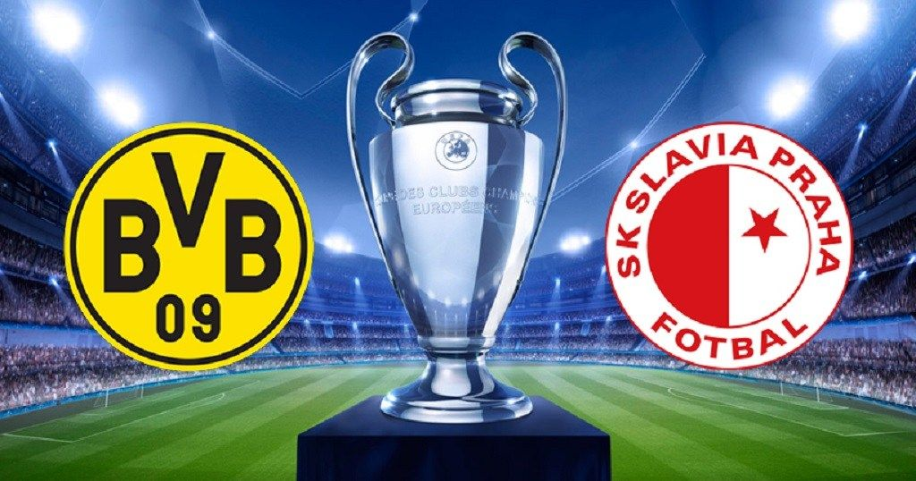 Veja Como Assistir Jogo Borussia X Slavia Praga Ao Vivo Na Tv E