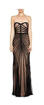 Blair Gown by Rachel Gilbert in Black