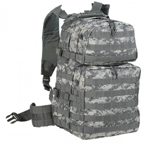 Military Backpack Tactical Vest Assault Pack for Army Molle Plate Carrier Gear