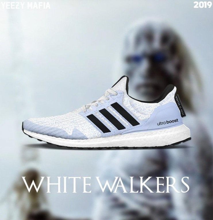 b5ac4123f adidas x game of thrones - white walkers adidas ultraboost sneakers