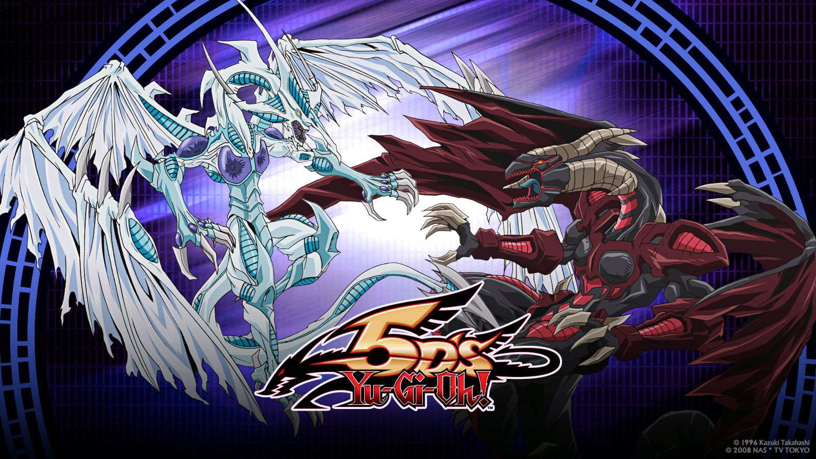 Yu Gi Oh Ds Wallpaper 1600×900 YuGiOh! 5D's Wallpapers