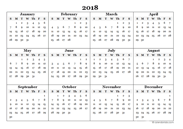 Image Result For  Yearly Calendar Template  Organised