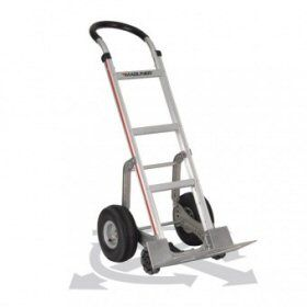 I have used these material handling equipment before. I have helped my neighbors move many times and we used one of these every time. They are so great because they make your job so much easier.