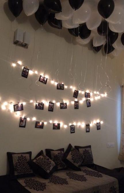 Birthday Surprise Boyfriend Bedroom 61 Ideas For 2019 Bedroom