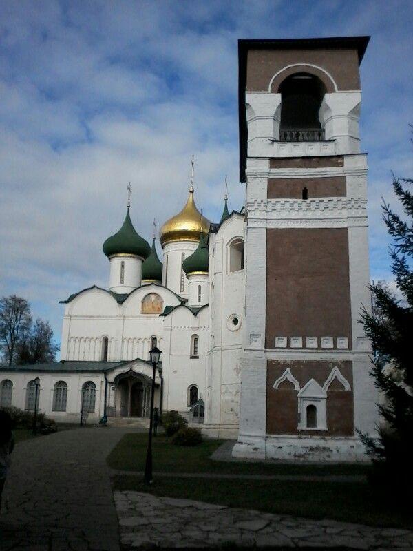 Suzdal ( Rússia ) para muitos é considerada a cidade mais charmosa do Anel de Ouro