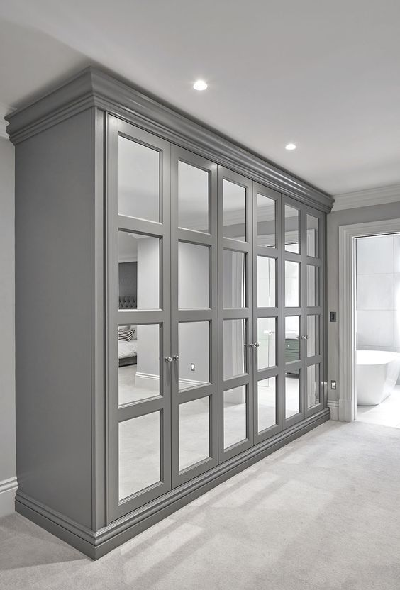 Fulham / London - The Heritage Wardrobe Company Schlafzimmer