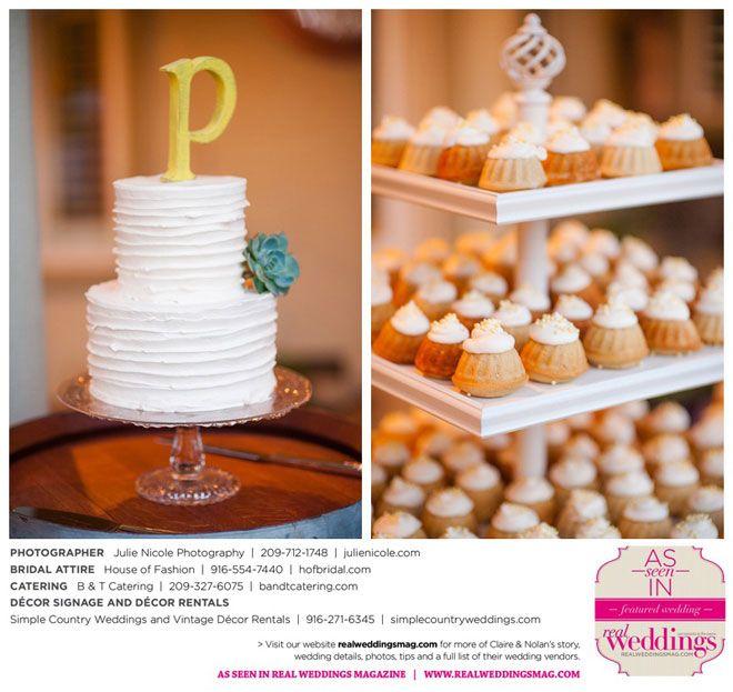 Sacramento Wedding Inspiration: Claire & Nolan {from The