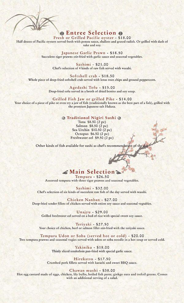 Ideas diseño cartas menus restaurantes ejemplos | Menus tipo ...