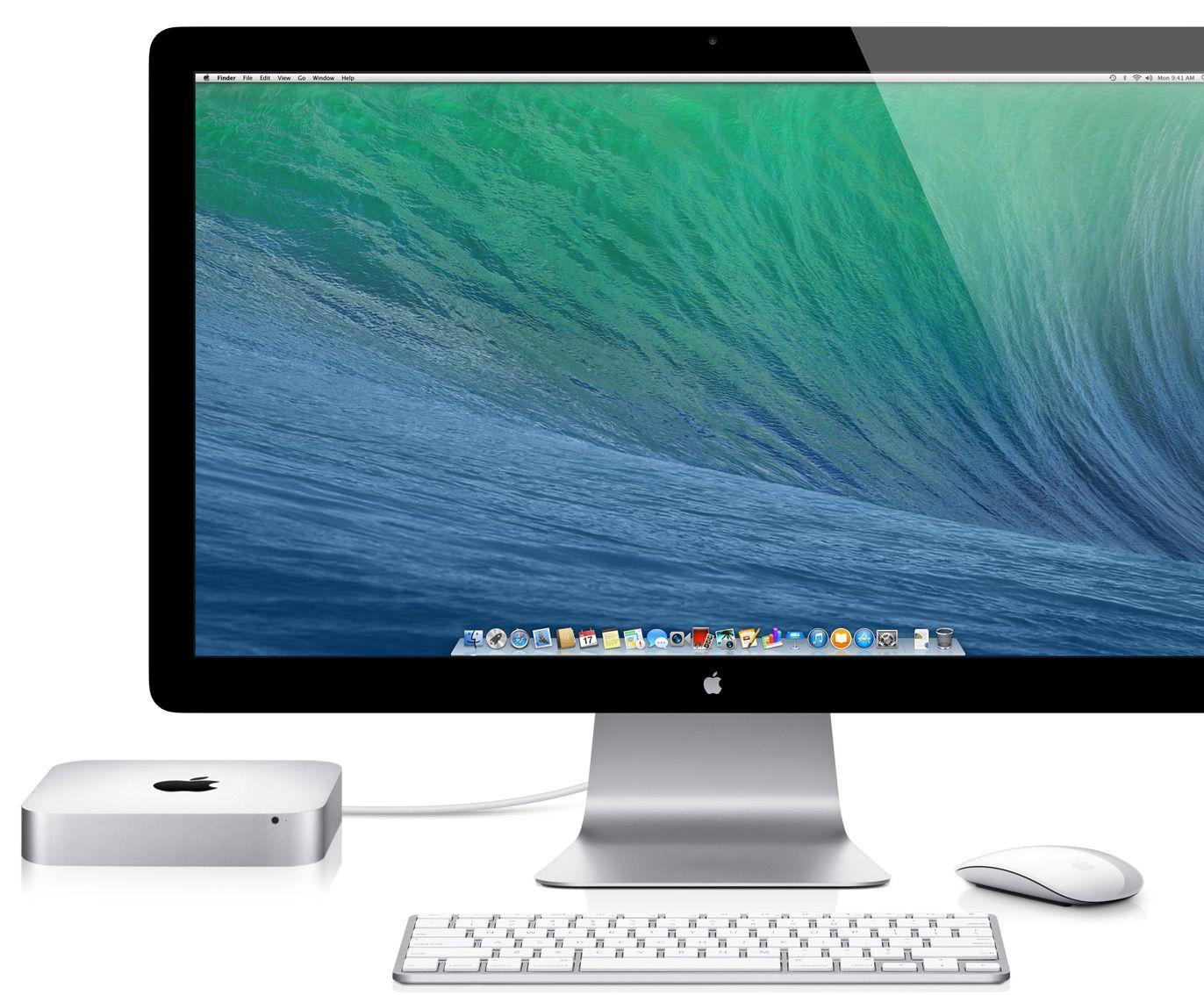 Apple - Mac mini - Prestaciones