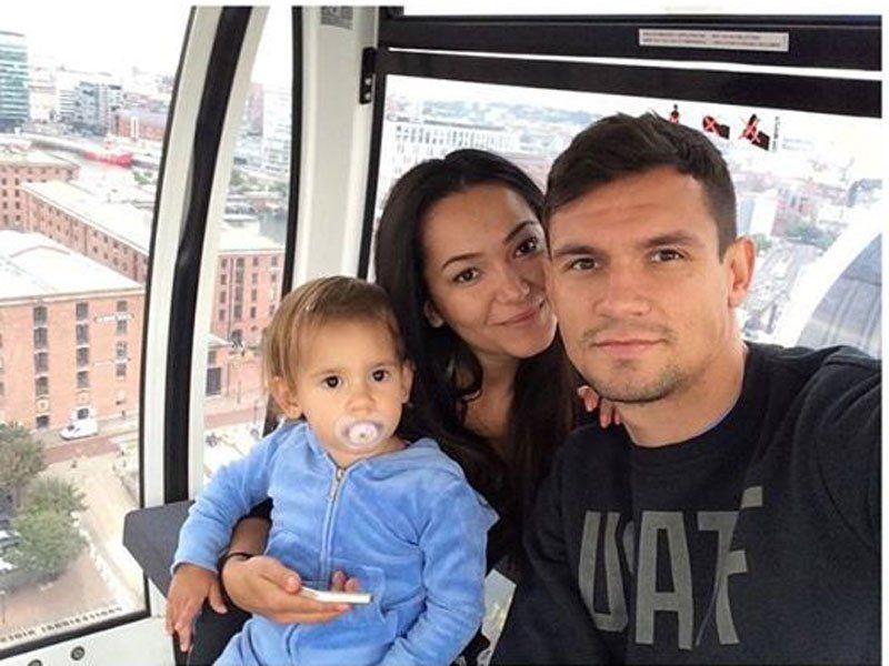 Anita I Dejan Lovren Stize Drugo Dijete Gloria Hr Dejan Lovren Liverpool Football