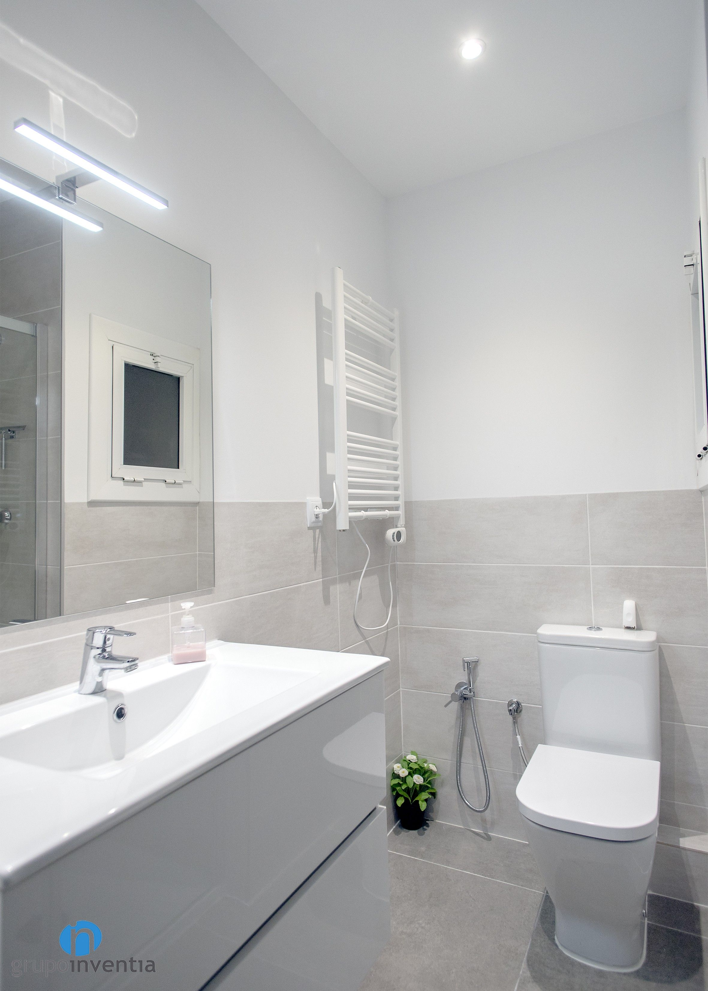 Nueva reforma de cuarto de baño completa, tanto en diseño ...