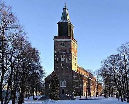 Kirkko (rakennus) – Wikipedia