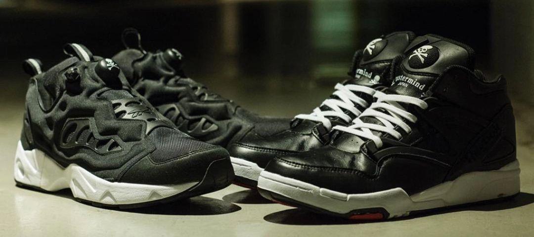 mastermind Japan x Reebok Pump Omni Lite  sneakers  reebok  408983857