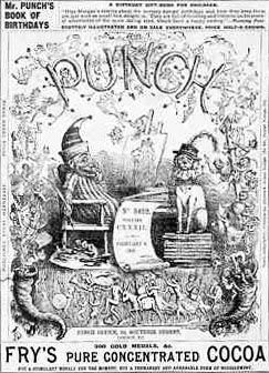 Punch Zeitschrift Wikipedia Richard Doyle Punch Magazine