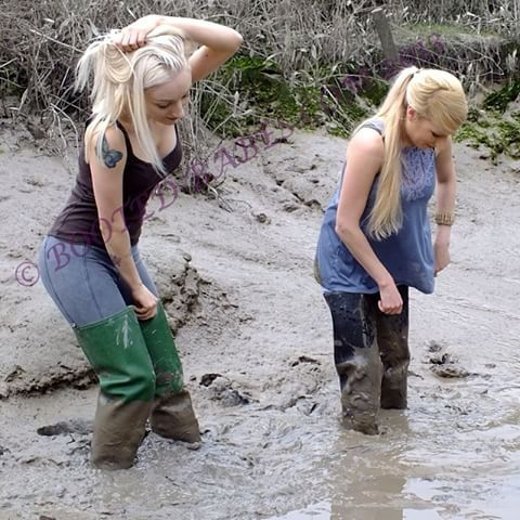 Muddy wellies dating
