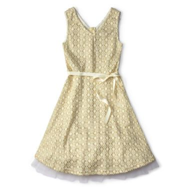 eb5aac84 Speechless® A-Line Dress - Girls 7-16 found at @JCPenney | Christmas ...