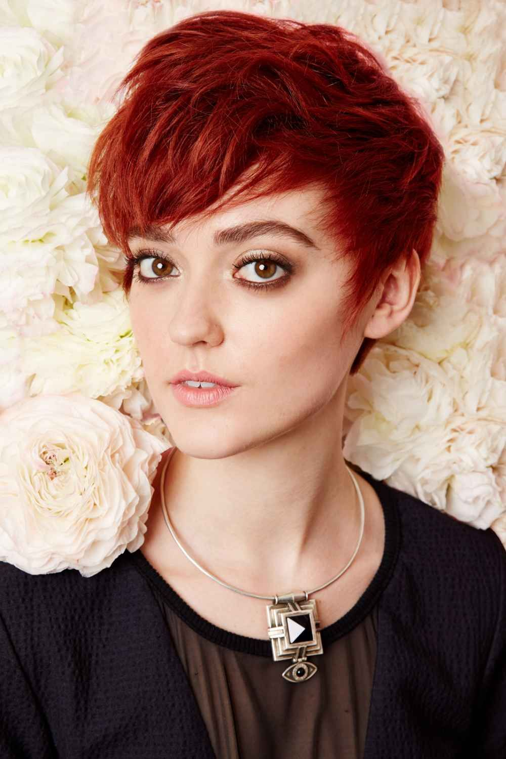 Short hairstyles spring diy looks pixies spring hair and short