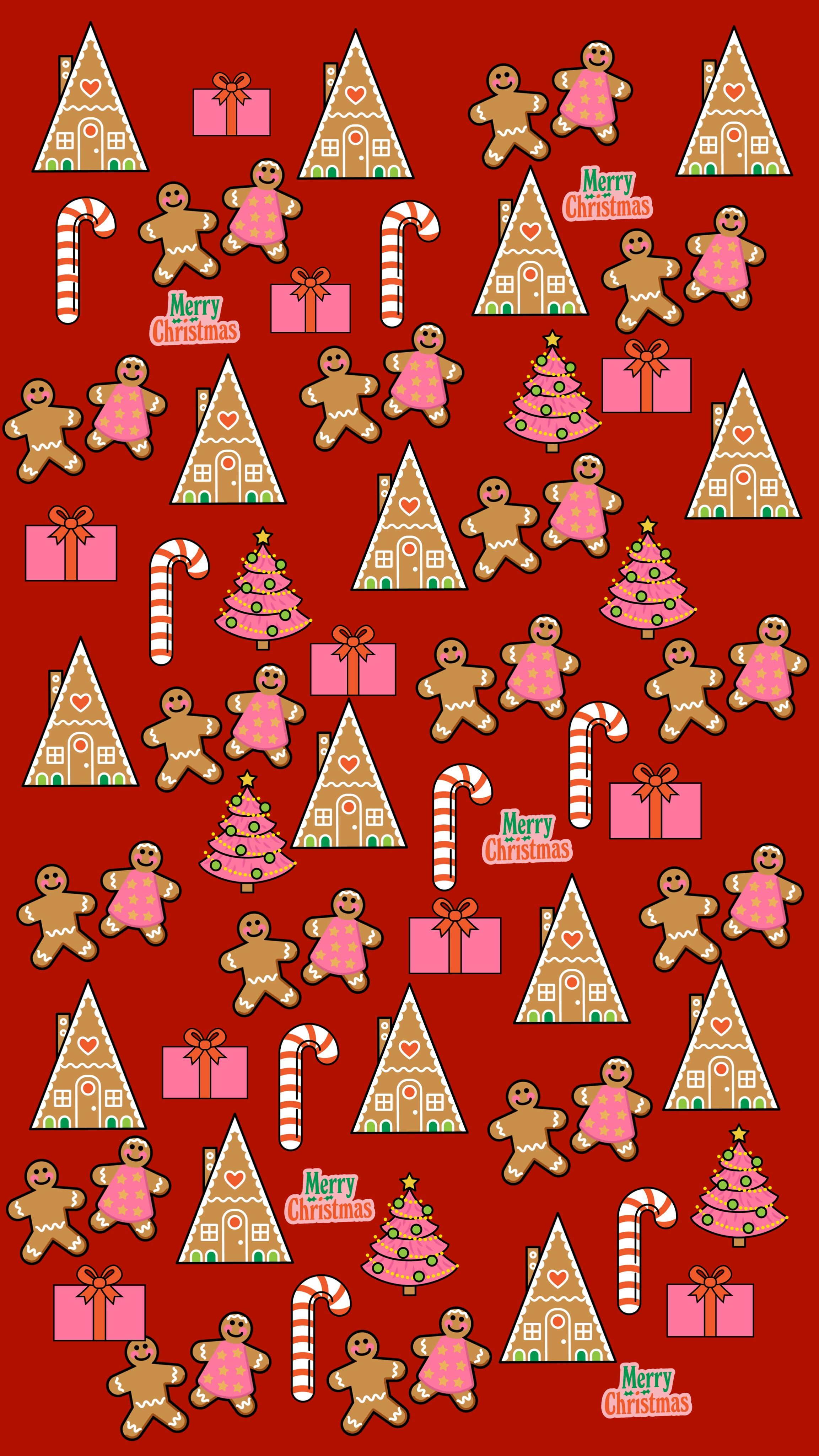 Free Christmas Phone Wallpapers