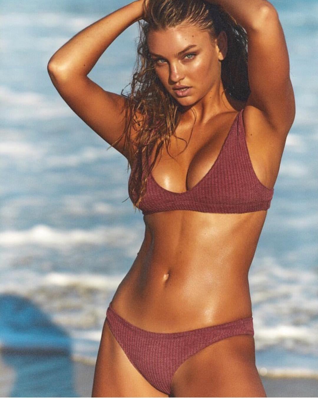 "Olivia Brower on Instagram: ""@kenniandkai @itsnowcool @josie_clough""    Bikini beauty, Swimsuits hot, Sports illustrated swimsuit models"