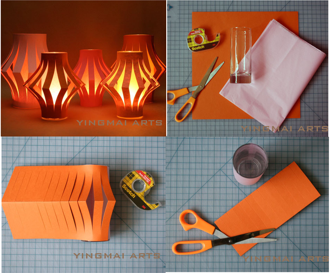 DIY Chinese Lanterns for New Year- Directions on other ...