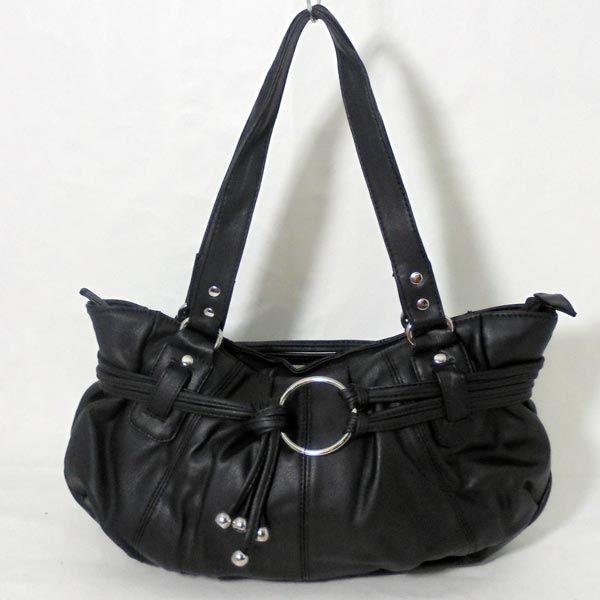 ee1f39708 Bolso negro aro. #bolso #accesorios #complementos #comprar #compraonline  #moda