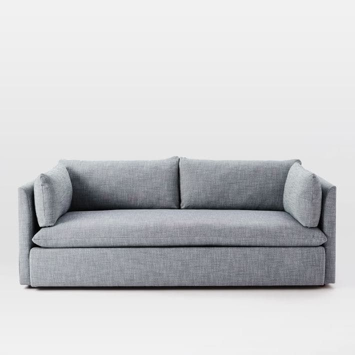 Reviewed The Most Comfortable Sofas At West Elm Comfortable Sofa Deep Seated Sofa West Elm Sofa