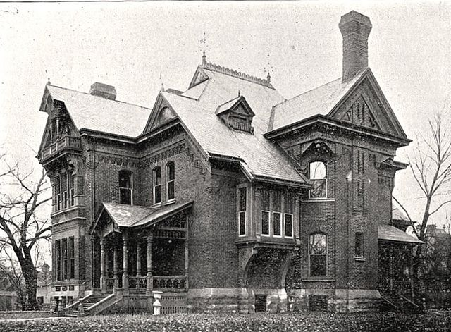 Maurice W Levy Mansion Wichita Ks In 2020 Small House