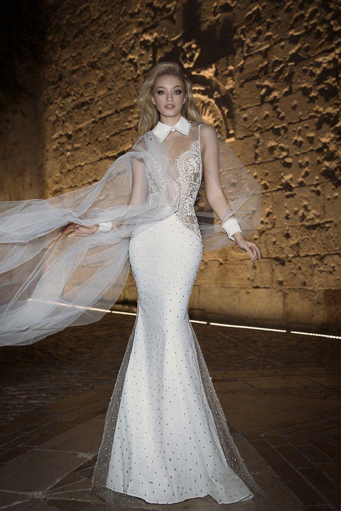 Dany Mizrachi 2018 Spring Bridal Collection