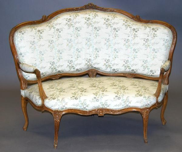 louis xv canape d\u0027angle estampille senejpg (600×501) Le mobilier