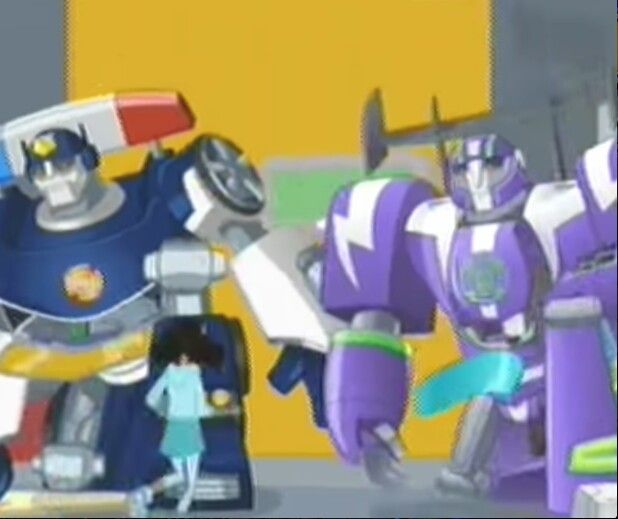 The new episodes are amazeballs!! And iDK WHY BUT THIS PART MADE ME SQUEAL SINCE THIS IS BLURR AND CHASE❤ CAUGHT IN A FRAME AND AGAIN I SQUEALED BUT IT'S BECAUSE I LIKE TO THINK BLURR COULD BE LIKE CHASE'S SON AND IDK WHY I THINK THAT BUT I DO AND I LOVE IT!!! CAN YOU JUST IMAGINE DADDY CHASE MENTORING AN UNAMUSED BLURR BUT AT THE SAME TIME BLURR IS LISTENING BECAUSE HE LOVES HIS DAD AND CHASE LOVES HIS SON AND AHHHHH!!! Sorry that was a really long rant XD ~ Dangergirl64 #wantstobethemom