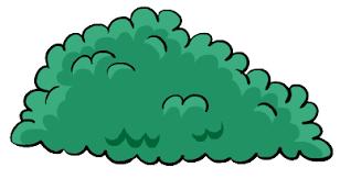 Shrub Bush Tree Png Images Clipart Animated And Cartoon Free Clip Art Clip Art Png Images