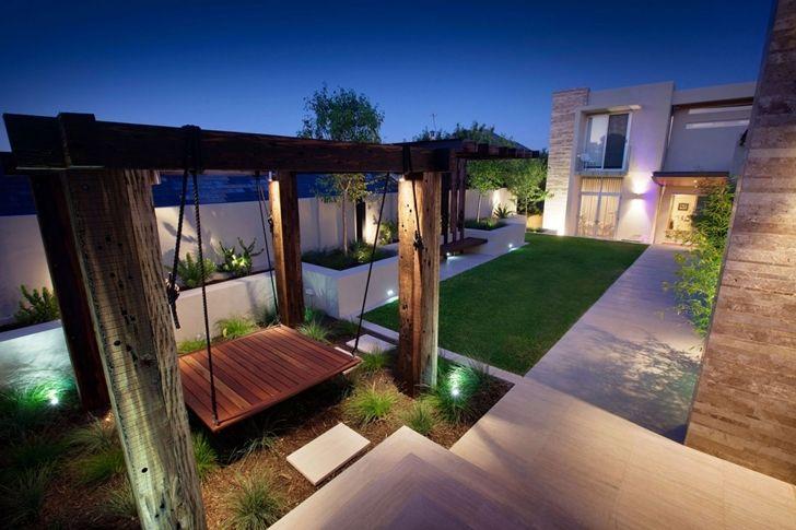 Small Backyard Designs Australia modern backyardritz exterior design, australia | garden