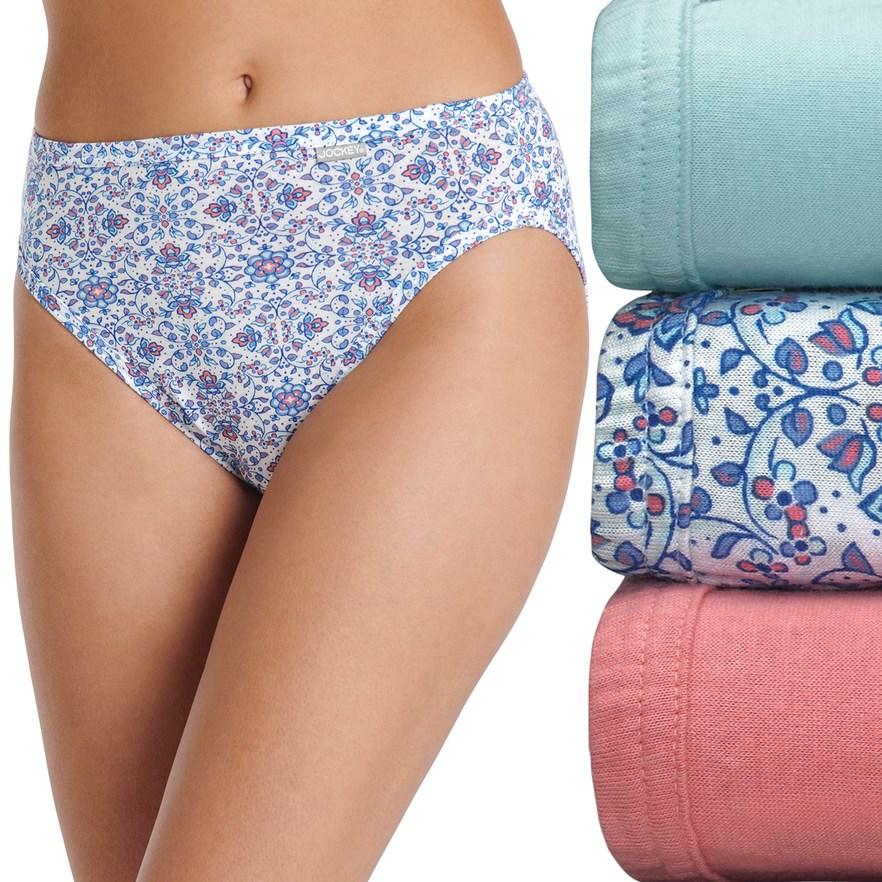 Jockey/® Womens Underwear Elance/™ Hipster 3Pack