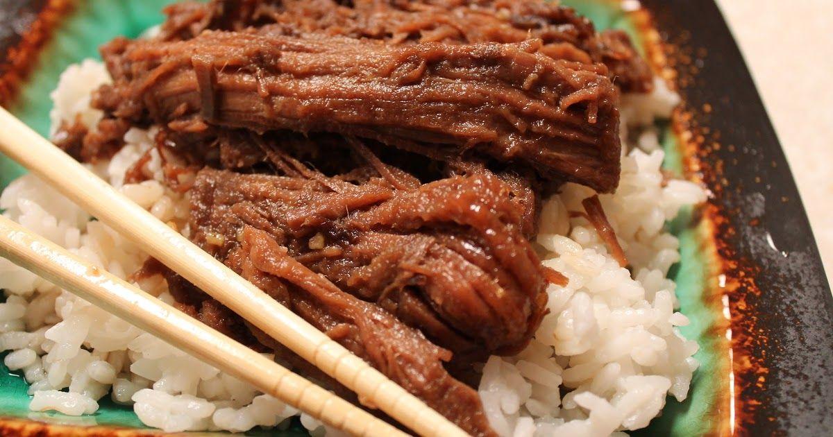 Bulgogi (Korean BBQ) | Gluten free crock pot recipes