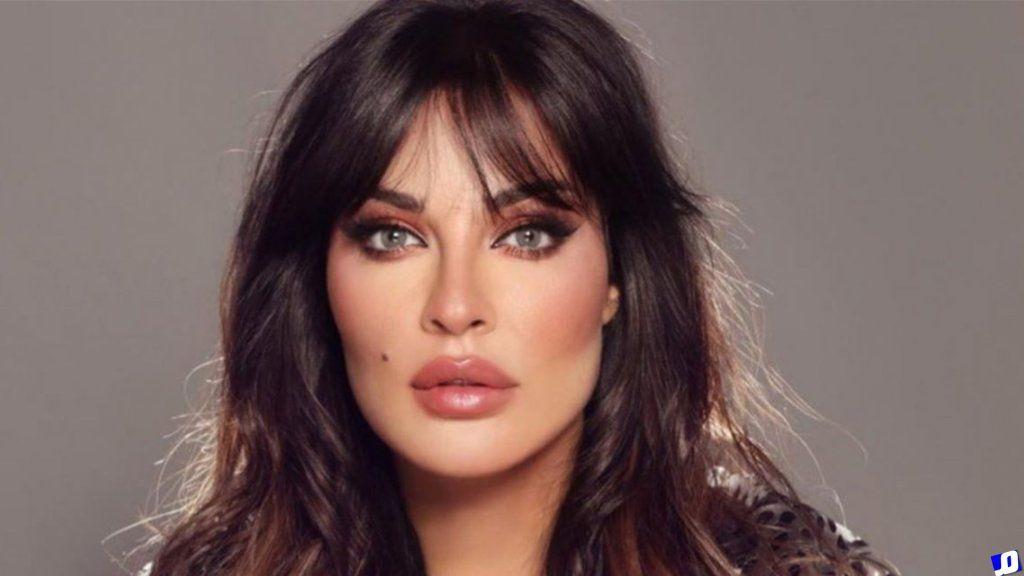 وجه نادين نجيم الأجمل عربيا