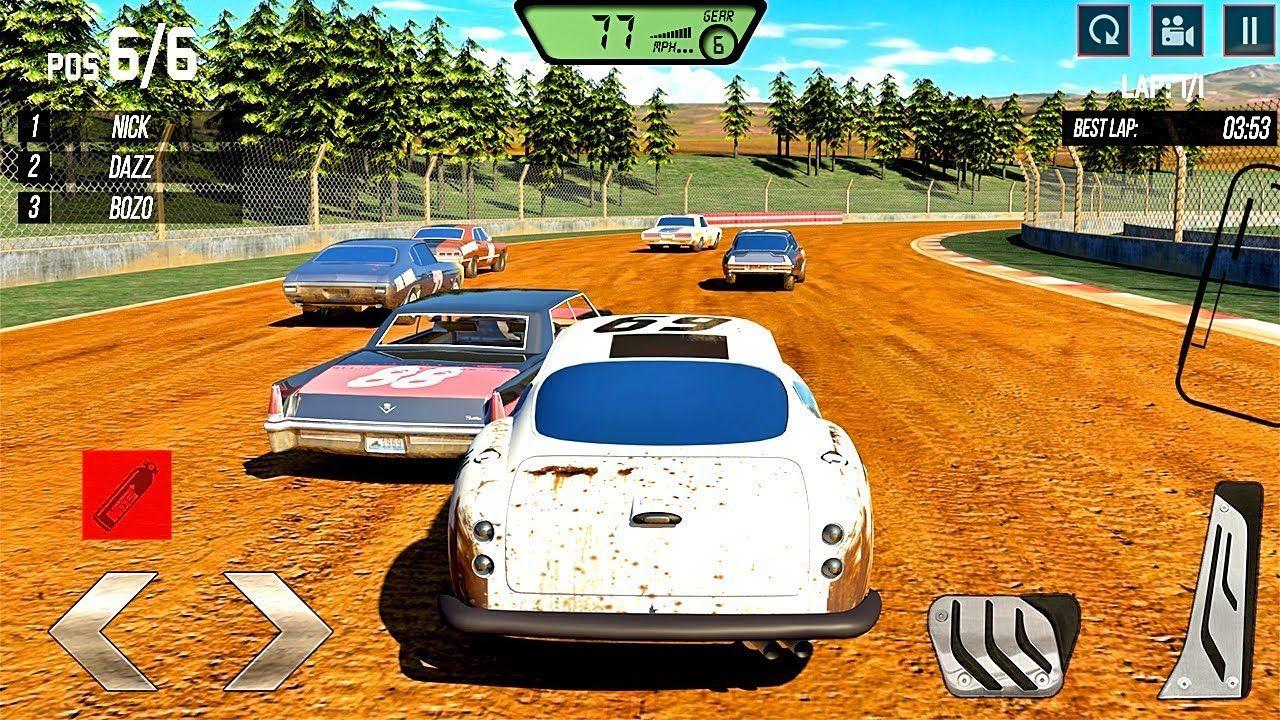 Car race 2019 extreme crash 1 android gameplay car