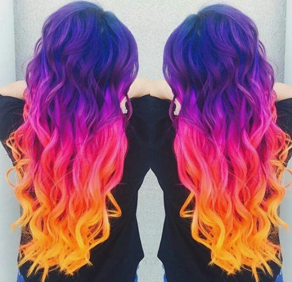 't resist sunset hair valentinalely petaccia