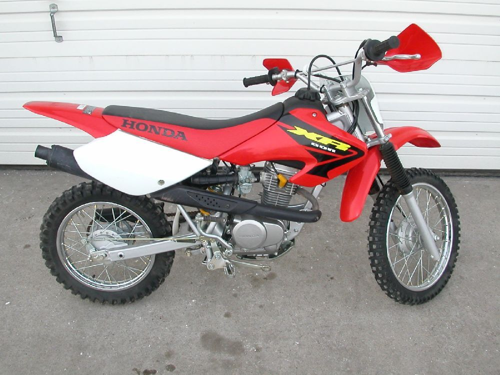 Superb Honda XR 80