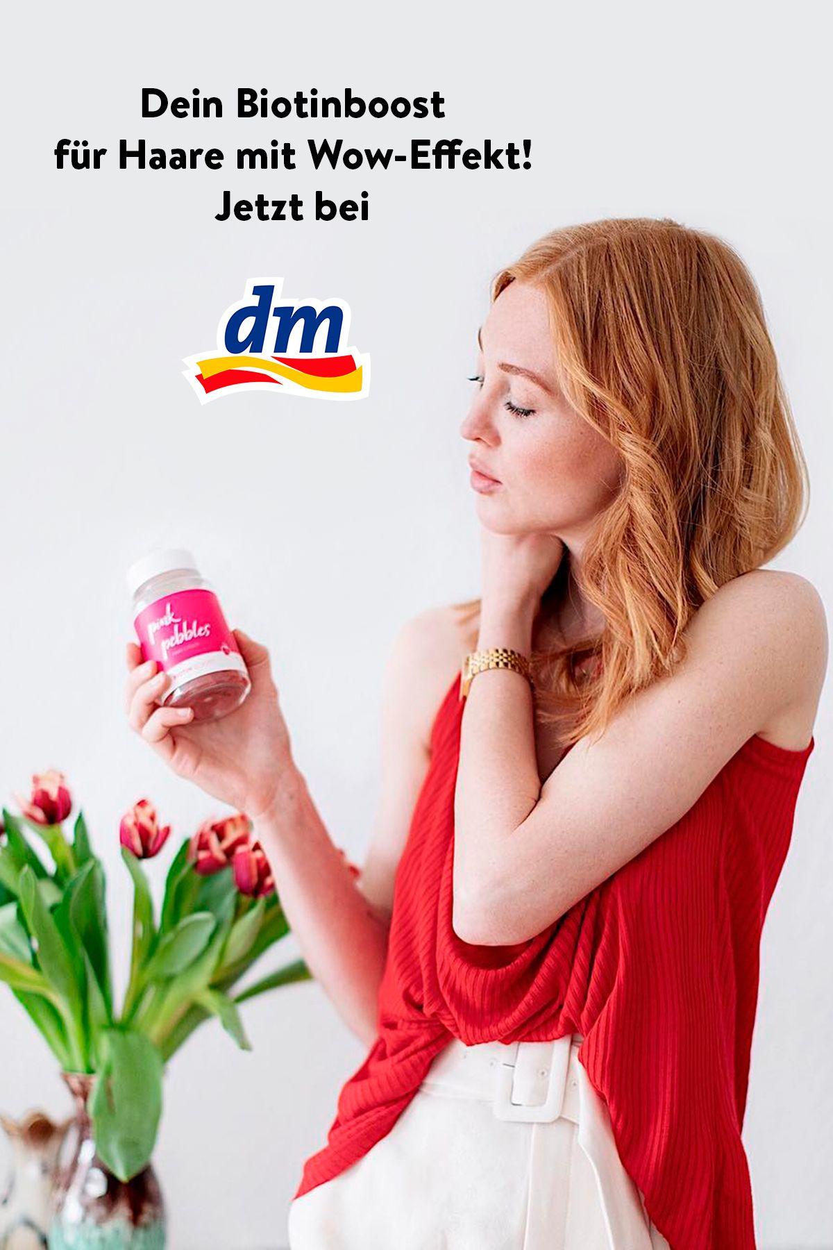 puffin pink pebbles biotin boost 60 st., 180 g dauerhaft