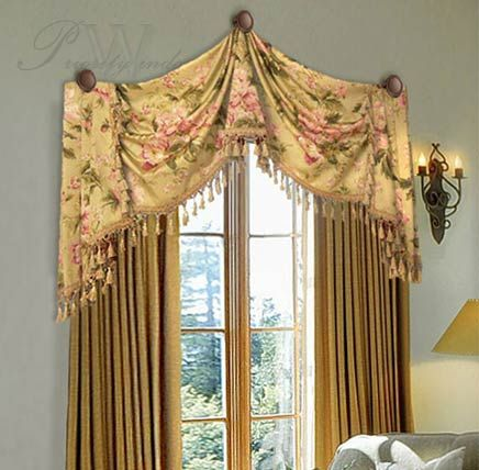 Arch Window Curtains Window Curtain Directory For Home
