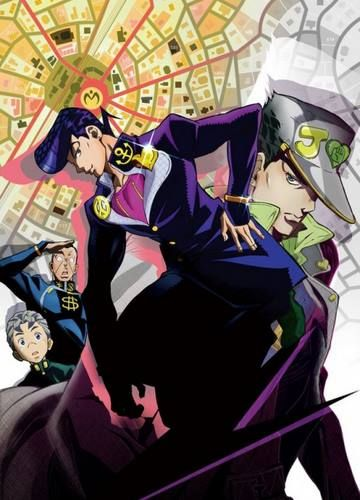 JoJos Bizarre Adventure Diamond Wa Kudakenai VOSTFR BLURAY Animes Mangas DDL