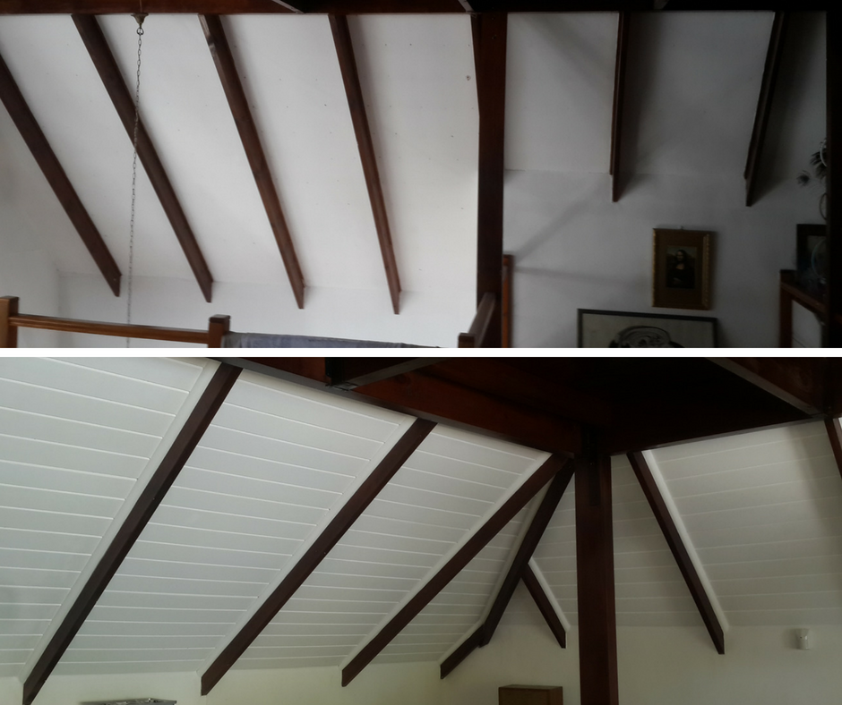 Isoboard Thermal Insulation Board Transformation Tongue And Groove Finish By Franscico Proje Affordable Interior Design Miami Interior Design Interior Design