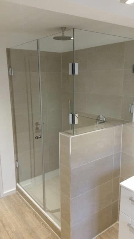 Badezimmer Ideen, Design und Bilder | Moderne badezimmer, Umbau und ...