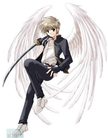 angels anime male - Google Search | Angel | Pinterest ...