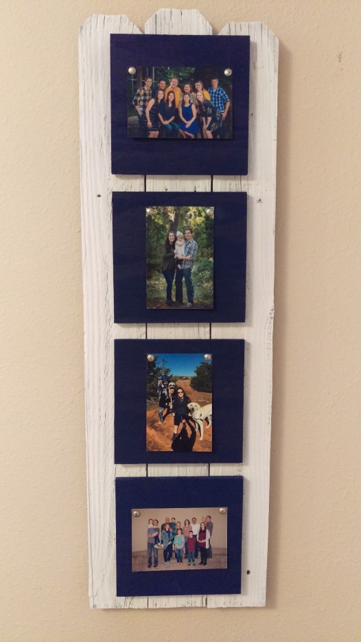 How To Turn Old Fence Pickets Into Wall Art 2 Smallwoodcrafts Fence Pickets Old Fences Diy Fence