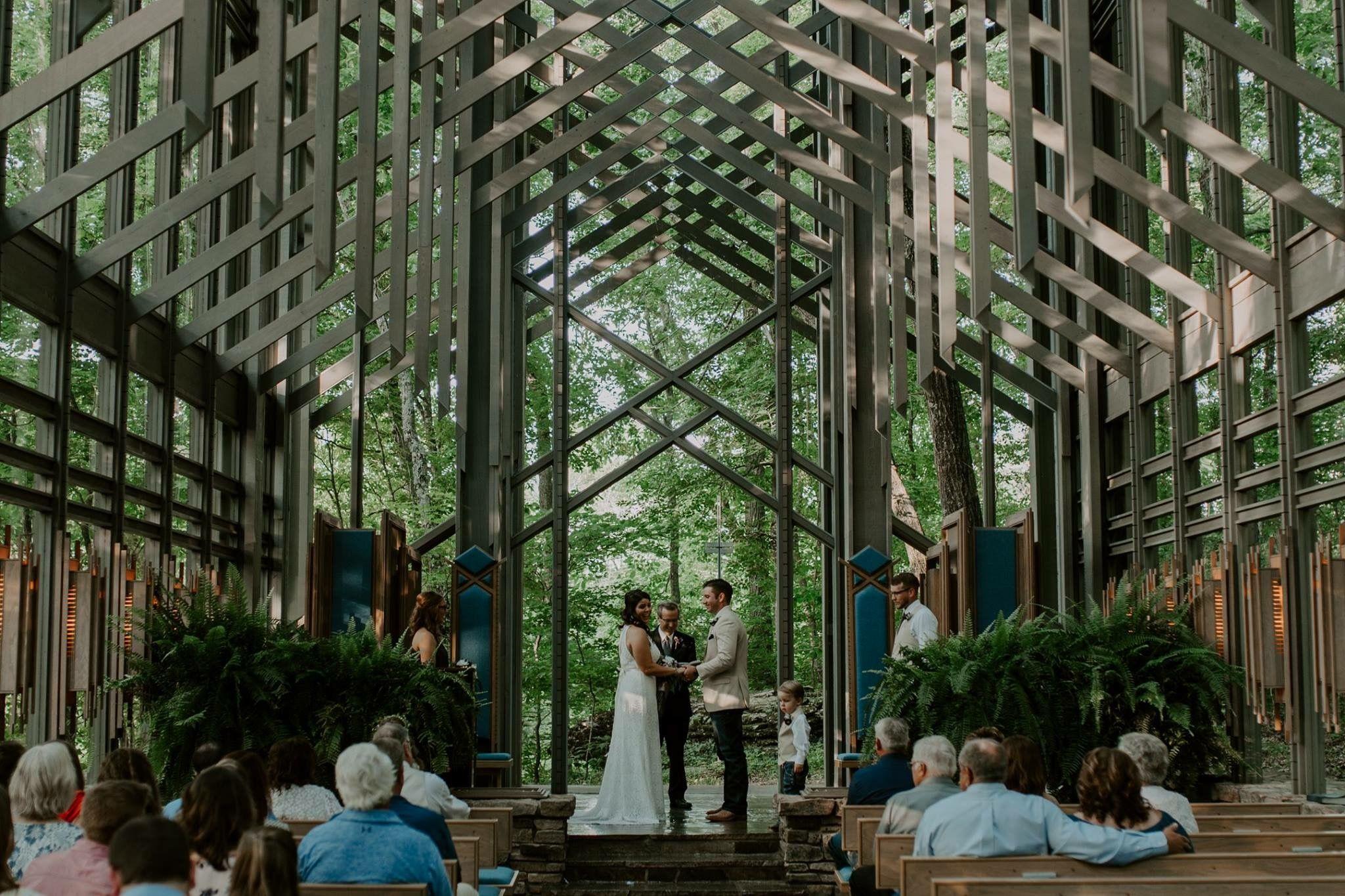 Thorncrown Chapel Elopement Intimate Wedding Arkansas Eureka Springs Thorncrown Chapel W Thorncrown Chapel Eureka Springs Thorncrown Chapel Eureka Springs