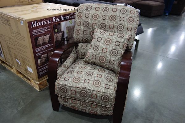 Synergy Home Furnishings Monica Recliner with 2 Pillows Costco & Synergy Home Furnishings u0027Monicau0027 Recliner with 2 Pillows. #Costco ... islam-shia.org