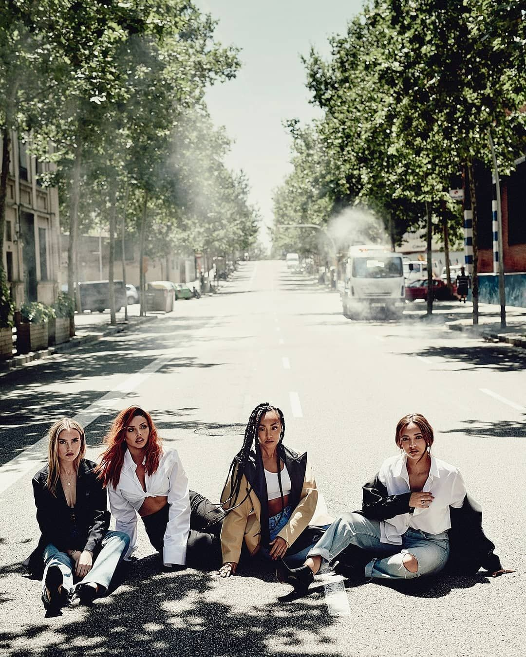 Little Mix On Instagram Joanofarc Is Available For You To Listen Everywhere Let Us Know What You Think A Little Mix Little Mix Photoshoot Little Mix Girls