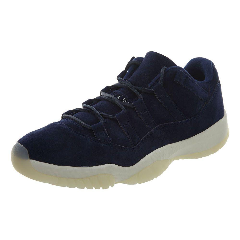 eBay  Sponsored Jordan Mens 11 Retro Low Derek Jeter Re2Pect Basketball Shoes  AV2187-441 add501c5c